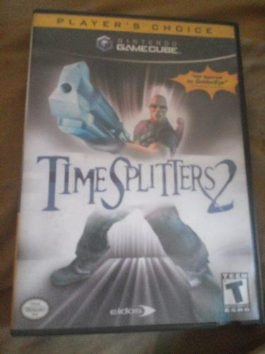 Time Splitters 2 Gamecube Remato