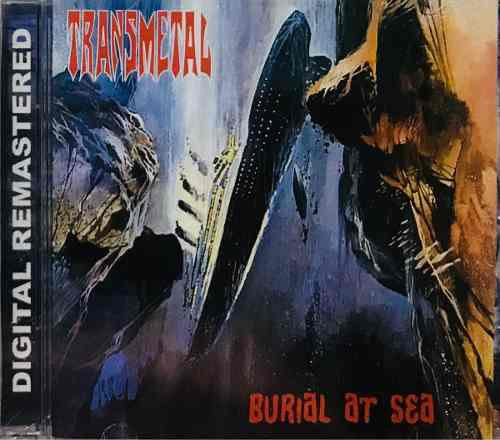 Transmetal, Burial At Sea, Remastered Cd Nuevo, Sellado