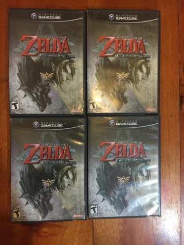 Zelda Twilight Princess Game Cube