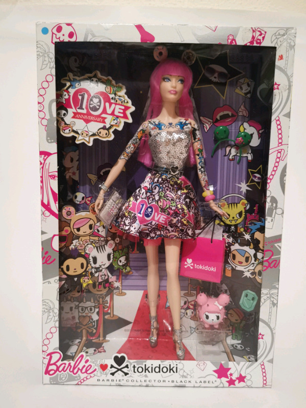 Barbie Tokidoki 10 Aniversario