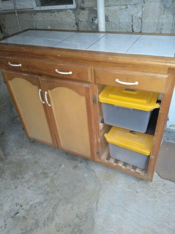 Bonito mueble para cocina