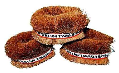 Cepillos De Limpieza,set De 3 Cepillos Tawashi Japoneses..