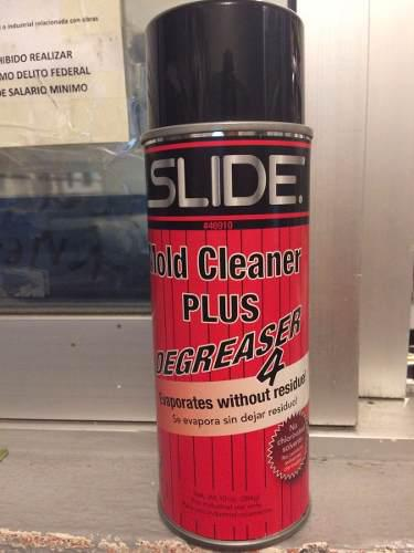 Cleaner Limpiador De Moldes Slide Desengrasante Blakhelmet E