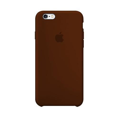 Fundas Silicon Para Celular Apple iPhone 6s Plus Colores /a