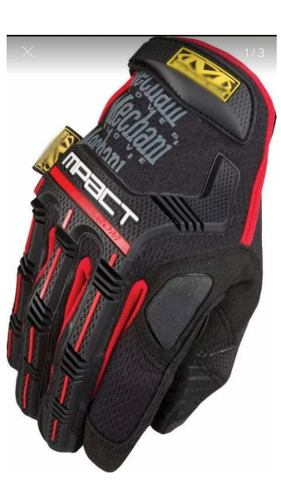 Guantes Mechanx Alto Impacto Ciclismo Cross Gim Tacticos