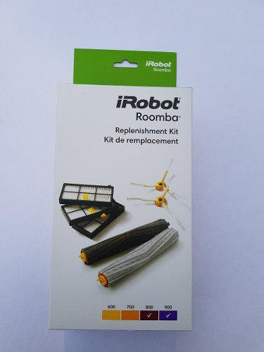 Kits De Cepillos Originales Para La Roomba Serie 800 Y 900