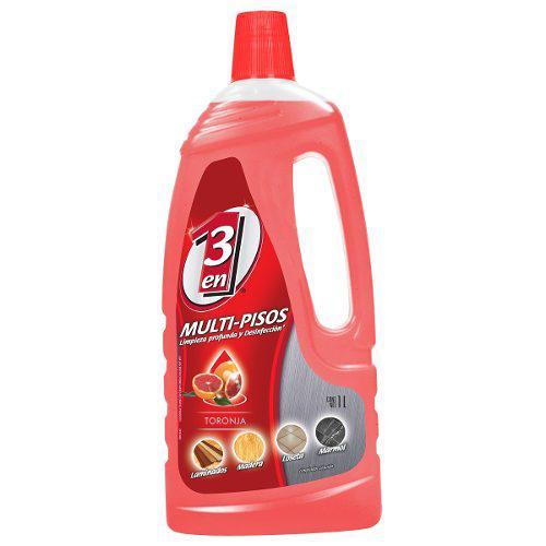 Limpiador Multipisos Limpiesa Profunda Aroma 3 En 1