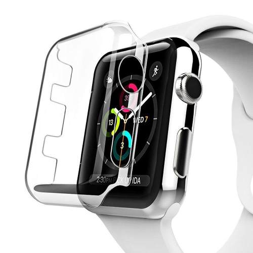 Protector Transparente Rigido Para Apple Watch Series 2 3 4