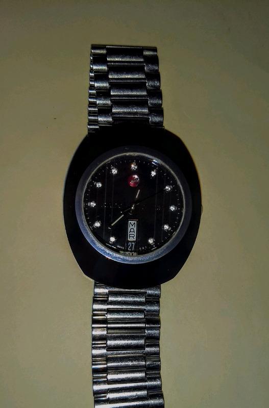 Reloj Rado DiaStar, seminuevo.
