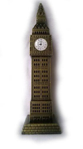 Réplica Big Ben Londres Inglaterra Colección 18cm