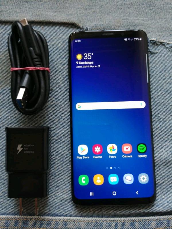 Samsung Galaxy s9 Plus Nacional