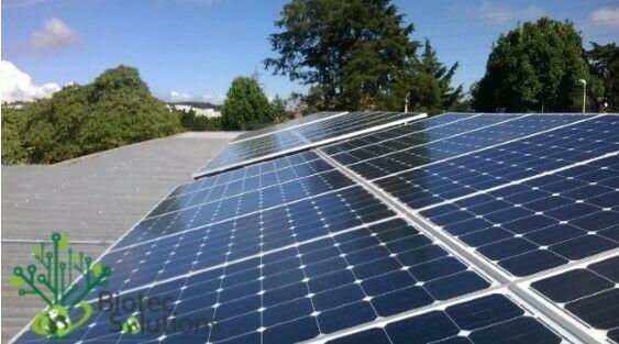 Venta e instalación de paneles y calentadores solares