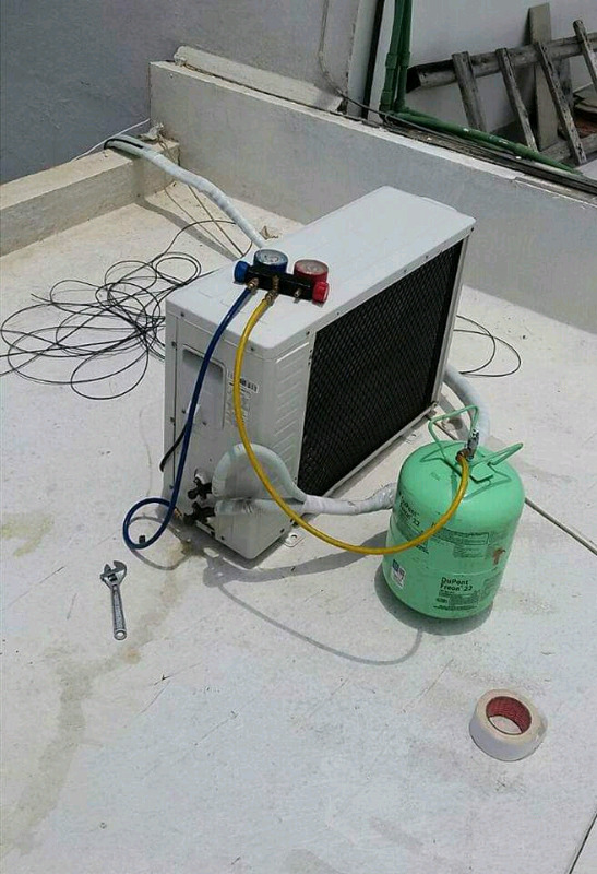 climas- minisplit instalación reparación y mantenimiento