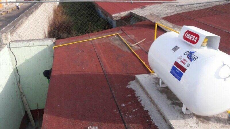 instaladora de tanques estacionarios en Tizayuca hidalgo.