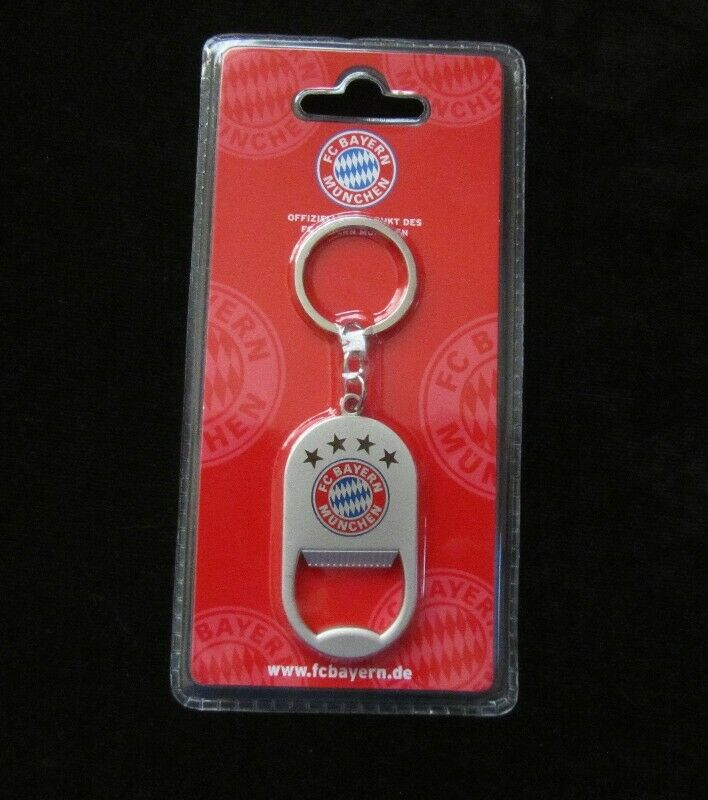 BAYERN MUNCHEN LLAVERO DESTAPADOR UEFA CHAMPIONS LEAGUE