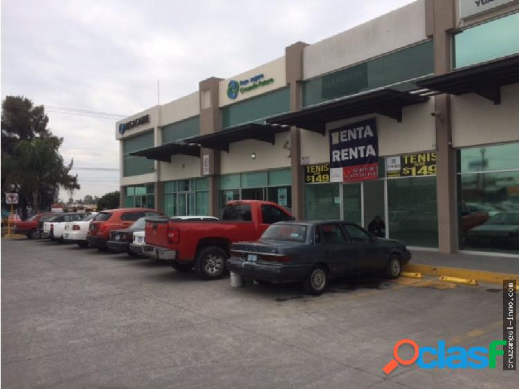 RENTA DE LOCAL PLAZA COMERCIAL BLVD TORRES LANDA