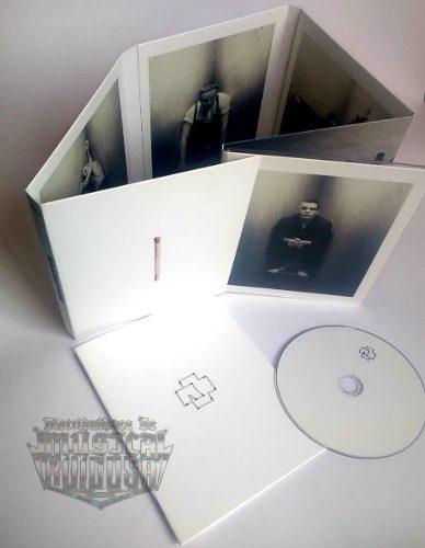 Rammstein Rammstein  Cd Nuevo Edicion Especial Importado