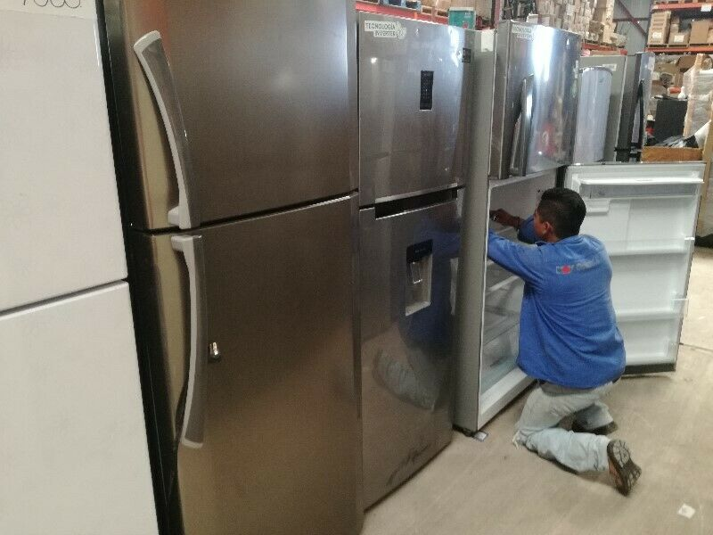 Servicio tecnico. Reparación de refrigeradores.
