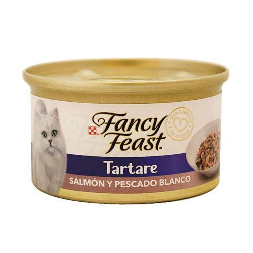 Alimento Para Gato Fancy Feast 24 Latas De 85g