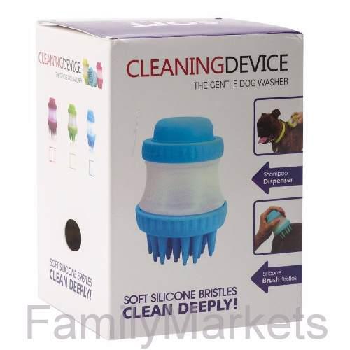 Cepillo De Limpieza Para Perro Cleaning Device