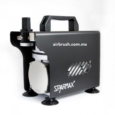 Compresor Para Aerografia 1/8 Hp Profesional Portatil