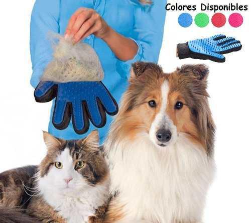 Guante Cepillo, Removedor De Pelo Para Mascota M0301