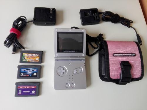 Juego Game Boy Advance Sp
