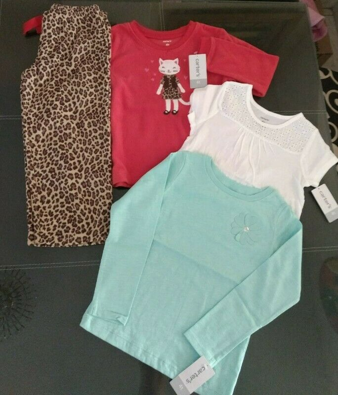 Lote de ropa para niños