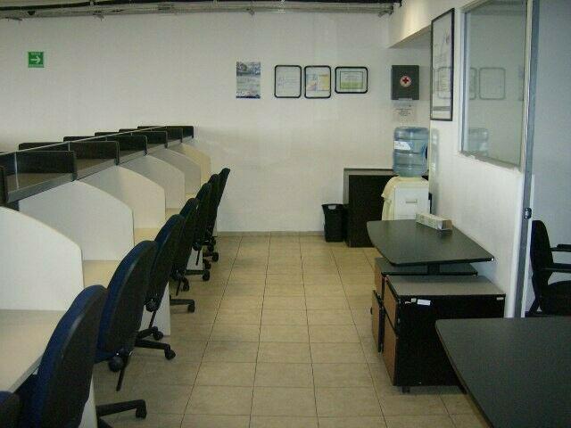 Renta de espacio para Fábrica de software o Call center