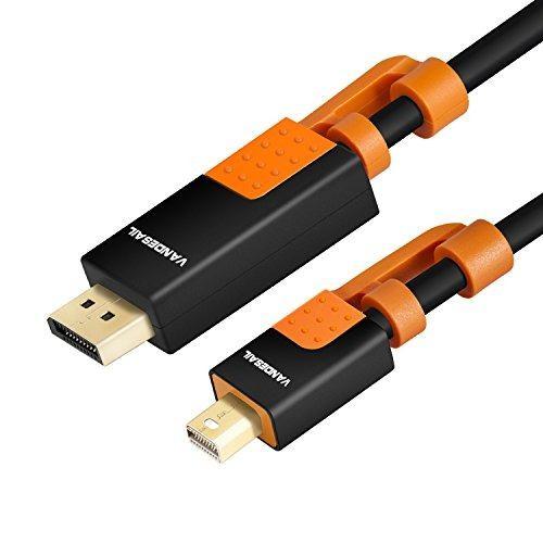 Cable Mini Dp A Dp, Vandesail Mini Displayport Compatible C