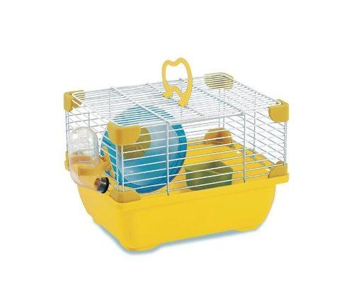 Jaula Para Hamster Accesorios Incluidos 24cm X 18cm X 16cm