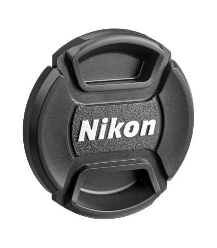 Tapa Objetivo Nikon 58 Mm
