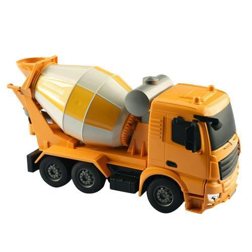 1:26 Camión De Construcción De Mezclador De Cemento De Co