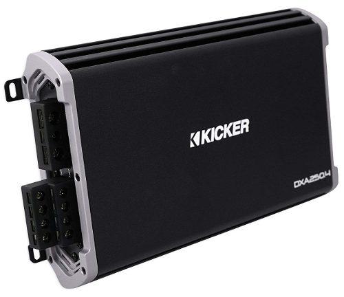 Amplificador Kicker Dxa Dx Series Clase A/b 4 Ch 500w
