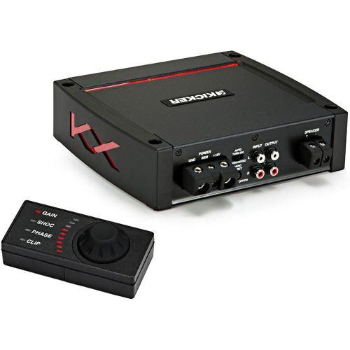 Amplificador Kicker Kxa Clase D Monoblock Con Epicentro