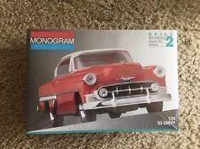 Chevy Bel Air 1953 Revell Monogram Kit Para Armar 1/25