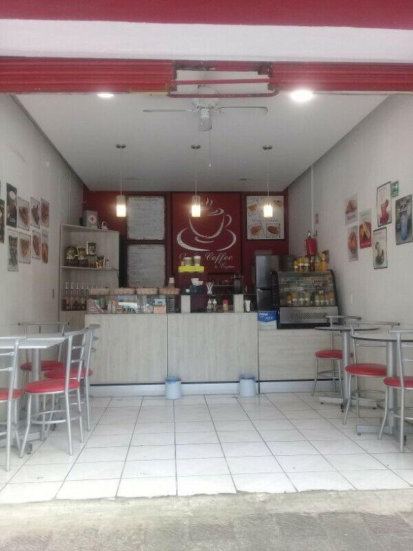 Equipo para cafeteria