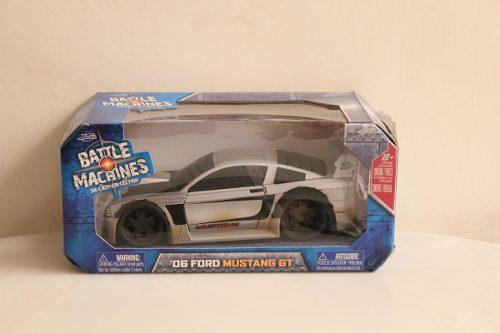 Jada Ford Mustang Gt '06 Battle Machines 1:24