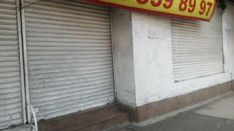 Local Comercial en el Centro de Toluca, Lerdo, frente al