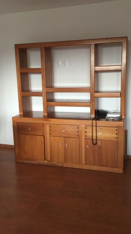 Muebles de cedro blanco (paquete)