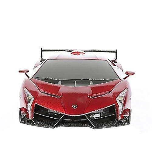 Rw 1/24 Escala Lamborghini Veneno Radio De Coche De Control