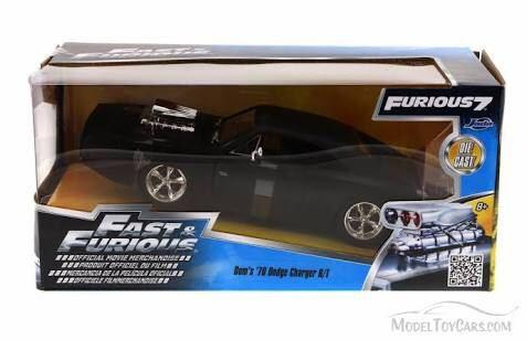 Set De 2 Autos Jada Rápido Y Furioso 1:24 Subaru + Lancer