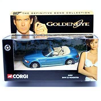 Vehículos De Juego, Bmw Z3 Roadster * * Goldeneye 2001 C..