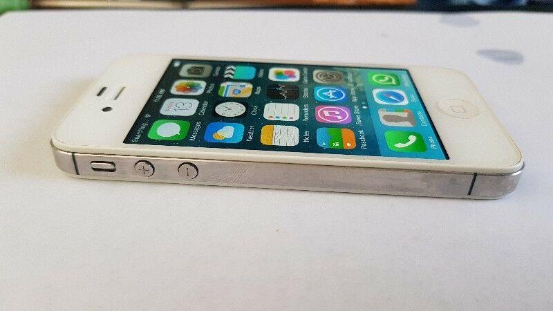 iPhone 4S 16gb Blanco Verizon