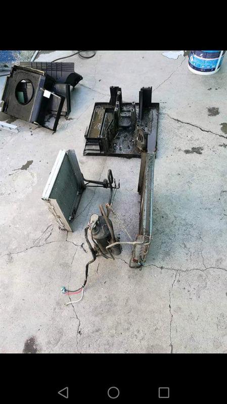 reparación e instalacion aire acondicionado,