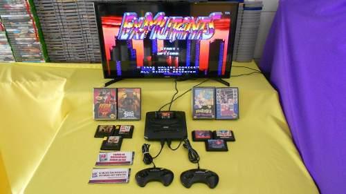 Consola Sega Genesis 11 Juegos Para El Día Del Padre