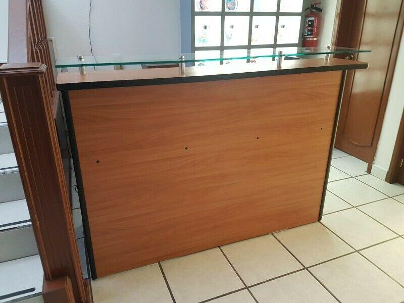 En venta mueble de oficina para recepción