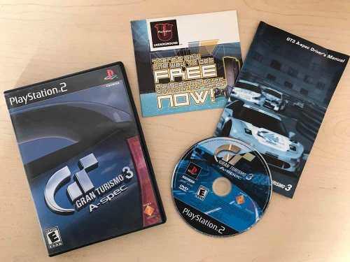 Gran Turismo 3 - Juego Para Playstation 2 Ps2