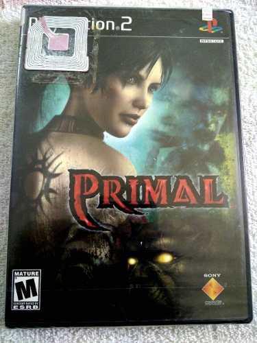 Primal Ps2 Nuevo Y Sellado De Fabrica Juego Playstation 2