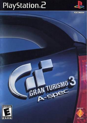 Ps2 - Gran Turismo 3 - Juego Fisico (mercado Pago)